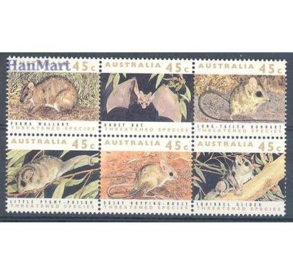 Australia 1992 Mi 1273-1278 Czyste **