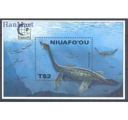 Znaczek Niuafo'ou 1995 Mi bl 16 Czyste **