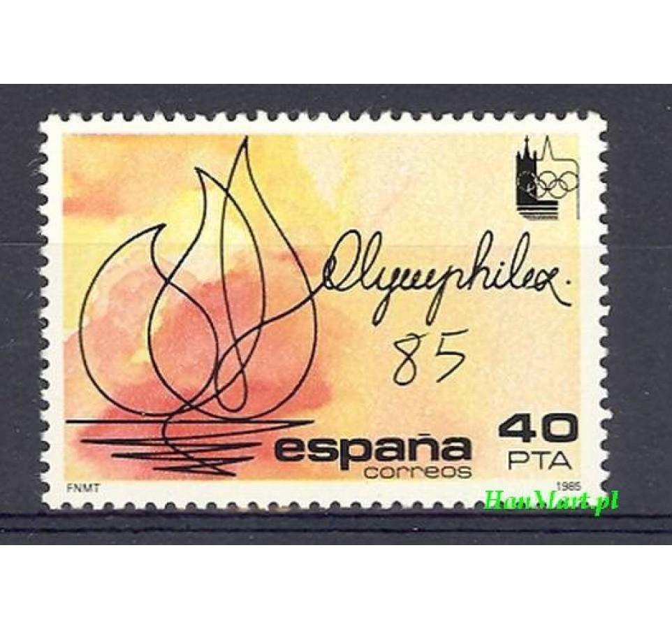 Hiszpania 1985 Mi 2666 Czyste **