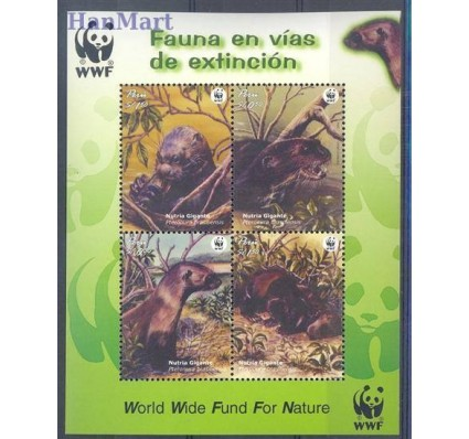 Znaczek Peru 2004 Mi bl 27 Czyste **