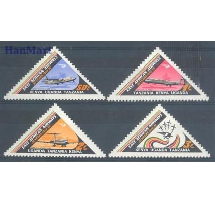 Znaczek Kenia Uganda Tanganyika 1976 Mi 307-310 Czyste **