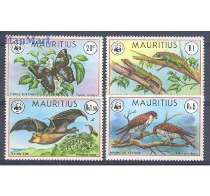 Znaczek Mauritius 1978 Mi 463-466 Czyste **