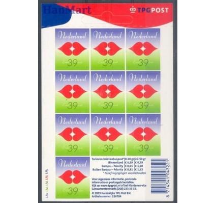 Holandia 2005 Mi fol 2277 Czyste **
