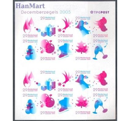 Znaczek Holandia 2005 Mi fol 2348-2357 Czyste **