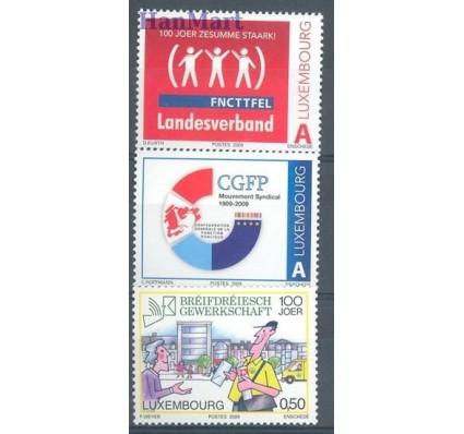 Luksemburg 2009 Mi 1821-1823 Czyste **