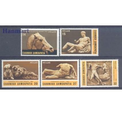 Grecja 1984 Mi 1546-1550 Czyste **