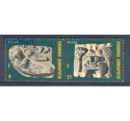 Znaczek Grecja 1982 Mi 1503-1504 Czyste **
