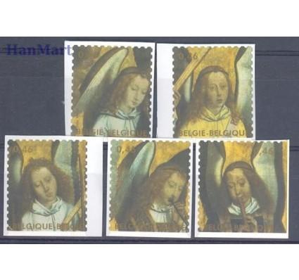 Znaczek Belgia 2006 Mi 3644-3648BDU Czyste **