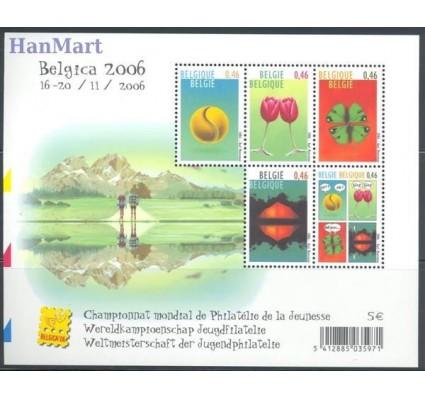 Belgia 2006 Mi bl 112 Czyste **