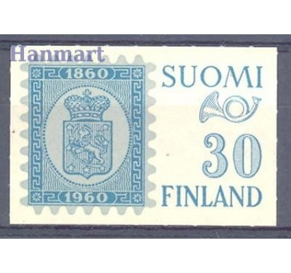 Finlandia 1960 Mi 516 Czyste **