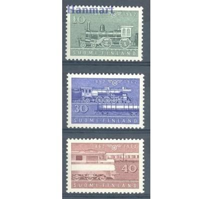 Znaczek Finlandia 1962 Mi 543-545 Czyste **