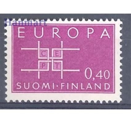 Finlandia 1963 Mi 576 Czyste **