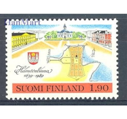 Finlandia 1989 Mi 1069 Czyste **