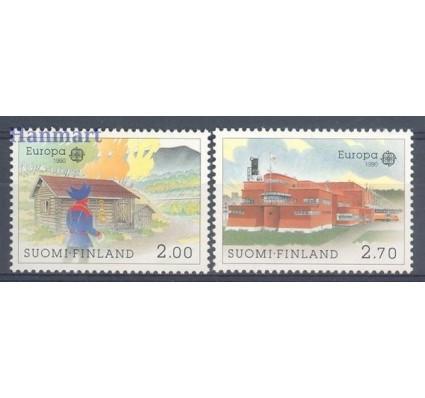 Finlandia 1990 Mi 1108-1109 Czyste **