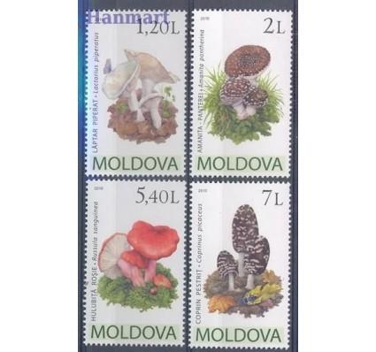 Mołdawia 2010 Mi 694-697 Czyste **