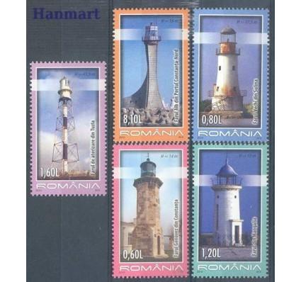 Rumunia 2010 Mi 6418-6422 Czyste **