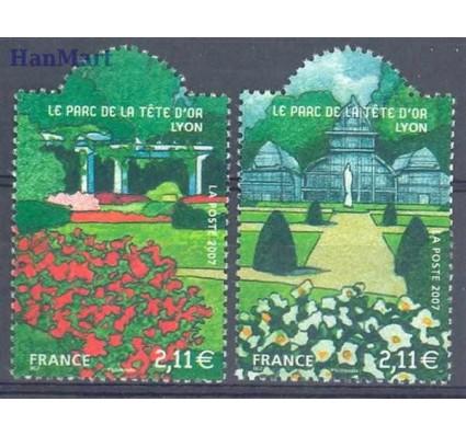 Francja 2007 Mi 4241-4242 Czyste **