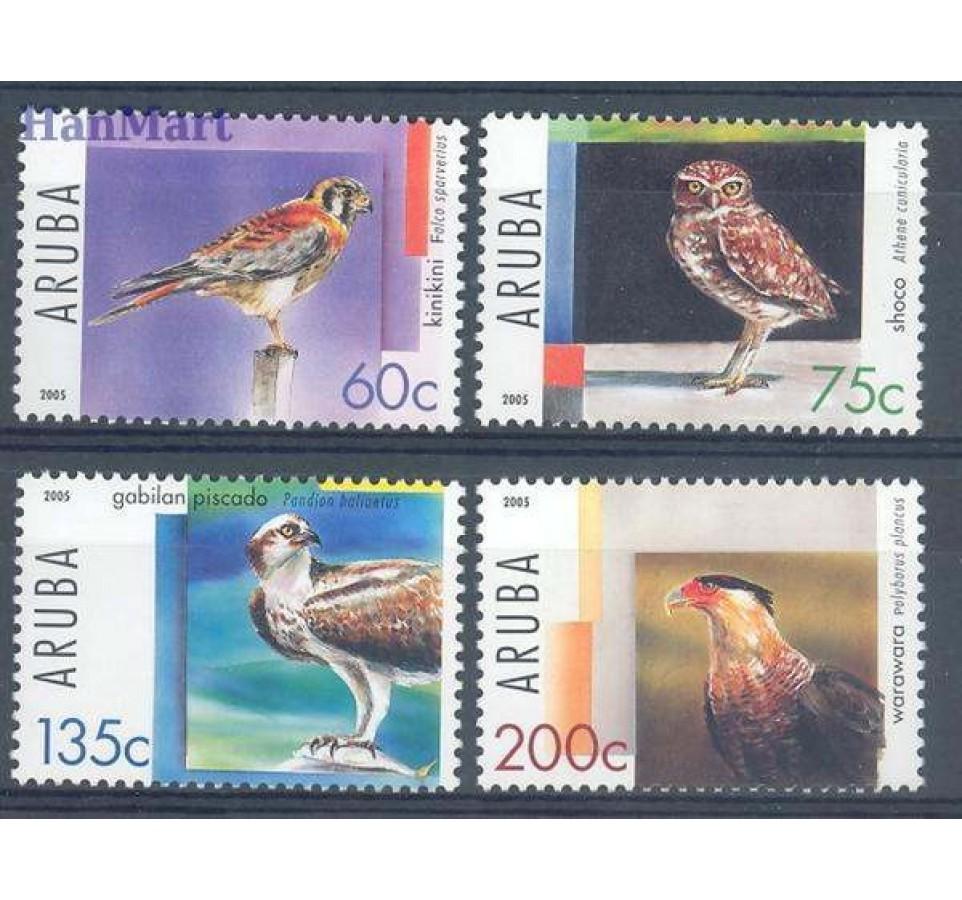 Aruba 2005 Mi 354-357 Czyste **
