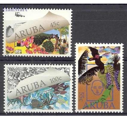Aruba 1990 Mi 70-72 Czyste **