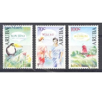 Aruba 1991 Mi 100-102 Czyste **