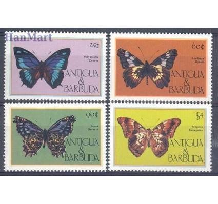Znaczek Antigua i Barbuda 1985 Mi 856-859 Czyste **