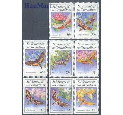 Znaczek Saint Vincent i Grenadyny 1993 Mi 2428-2435 Czyste **