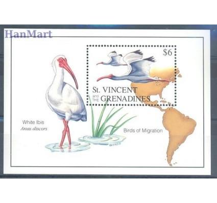 Znaczek Saint Vincent i Grenadyny 1993 Mi bl 264 Czyste **