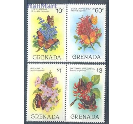 Grenada 1982 Mi 1144-1147 Czyste **