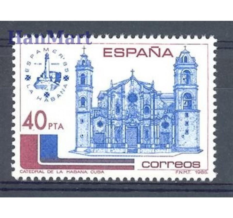 Hiszpania 1985 Mi 2667 Czyste **