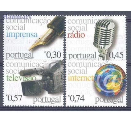 Portugalia 2005 Mi 2987-2990 Czyste **