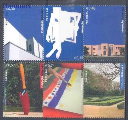 Portugalia 2005 Mi 3005-3010 Czyste **