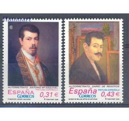 Znaczek Hiszpania 2008 Mi 4351-4352 Czyste **