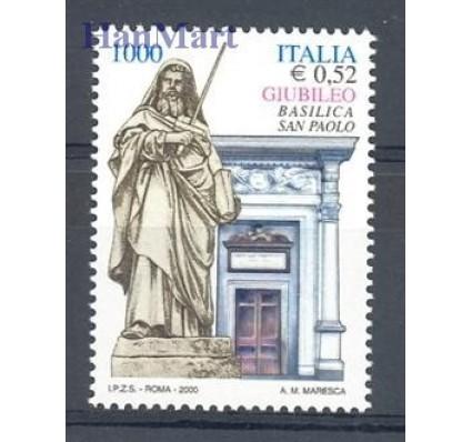 Znaczek Włochy 2000 Mi 2671 Czyste **