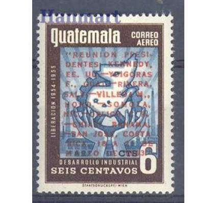 Gwatemala 1963 Mi 683 Czyste **