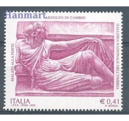 Włochy 2002 Mi 2833 Czyste **