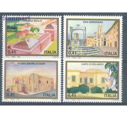 Włochy 2002 Mi 2834-2837 Czyste **