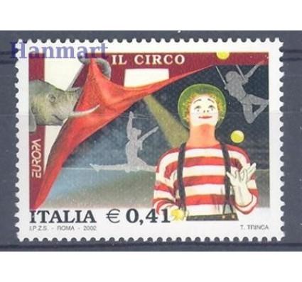 Znaczek Włochy 2002 Mi 2842 Czyste **