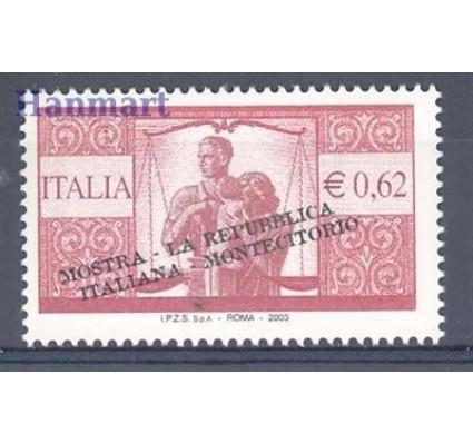 Znaczek Włochy 2003 Mi 2888 Czyste **