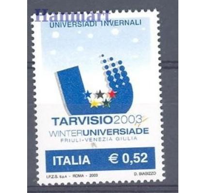 Znaczek Włochy 2003 Mi 2889 Czyste **