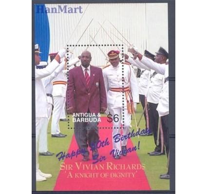 Antigua i Barbuda 2002 Mi bl 531 Czyste **