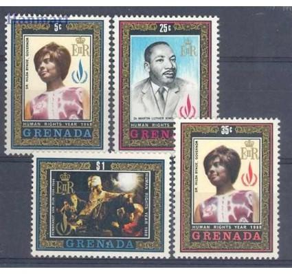 Znaczek Grenada 1969 Mi 311-314 Czyste **