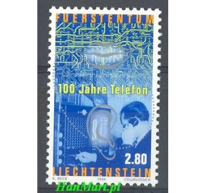 Liechtenstein 1998 Mi 1189 Czyste **