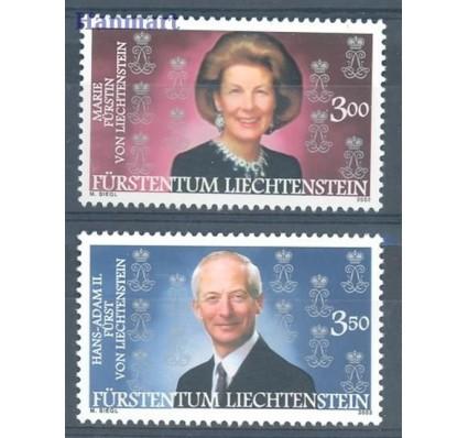 Liechtenstein 2002 Mi 1292-1293 Czyste **