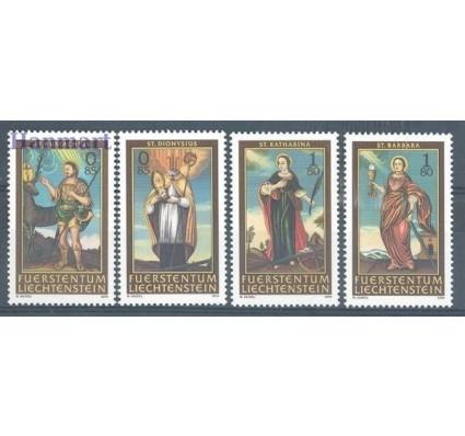Liechtenstein 2005 Mi 1370-1373 Czyste **