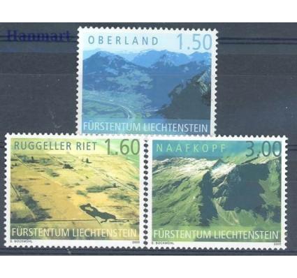 Liechtenstein 2005 Mi 1397-1399 Czyste **