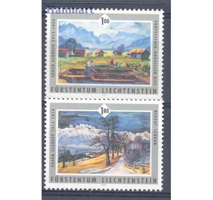 Liechtenstein 2006 Mi 1405-1406 Czyste **