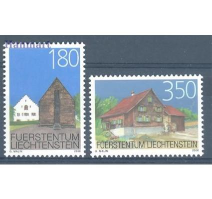 Znaczek Liechtenstein 2006 Mi 1434-1435 Czyste **