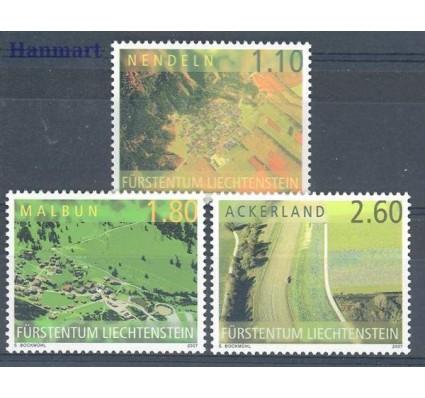 Liechtenstein 2007 Mi 1445-1447 Czyste **