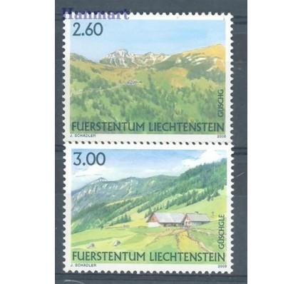 Liechtenstein 2008 Mi 1473-1474 Czyste **
