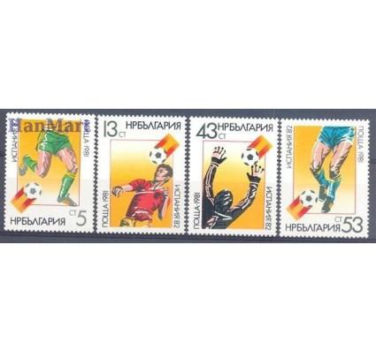 Bułgaria 1981 Mi 3053-3056 Czyste **